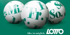 Oberösterreicher knackt 1,5-Mio-Lotto-Jackpot