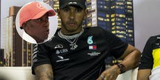 Rassismus: Hamiltons Vater will Kniefall in Spielberg