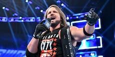 WWE-Star AJ Styles glaubt, dass die Erde flach ist
