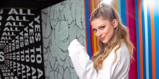 """Marie Reim (20) ist im Schlager-Biz aufgewachsen. Mit ihrem ersten Album """"14 Phasen"""" schaffte sie es in die Austria Top 50."""