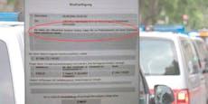 Mann furzt laut vor der Polizei – und muss 500 € zahlen