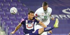 Nach 0:1-Pleite: Maierhofer stichelt gegen die Austria