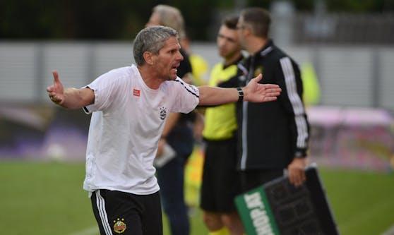 Rapid-Coach Didi Kühbauer