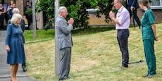 Prinz Charles plagen noch immer Corona-Nachwirkungen