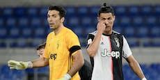 Buffon und Ronaldo verpassen historischen Cupsieg
