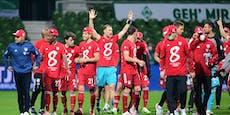 Corona-Verstoß: Anzeige gegen zwei Bayern-Profis
