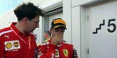 Kein Gehaltsverzicht: Binotto stichelt gegen Vettel