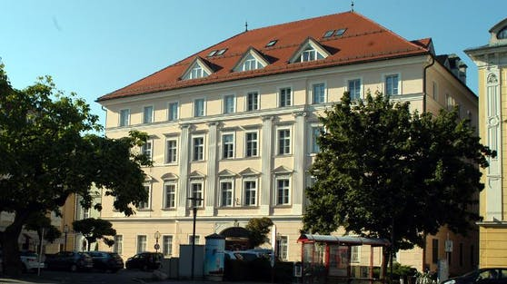 Das Gebäude der Staatsanwaltschaft Klagenfurt