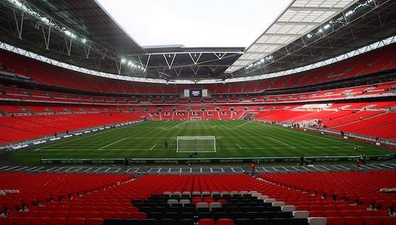 Das EM-Finale steigt im Wembley-Stadion.