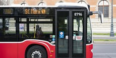 32-jähriger Masken-Sünder drohte Bus-Fahrer
