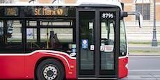 Wilde Schlägerei wegen Maskenpflicht in Wiener Bus