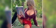 "Krasavice legt in ""Bitch Bibel"" Seelen-Striptease hin"