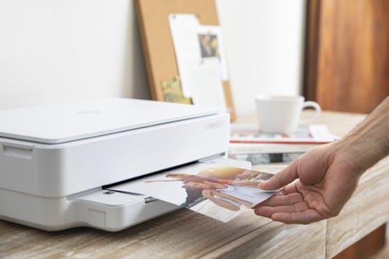 HP stellt neue Drucker speziell für Familien vor.