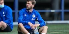 Schalke-Aus? Vor diesem Wechsel zittert Burgstaller