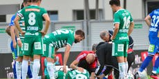 Verletzungen: Rapid verliert in Hartberg drei Spieler