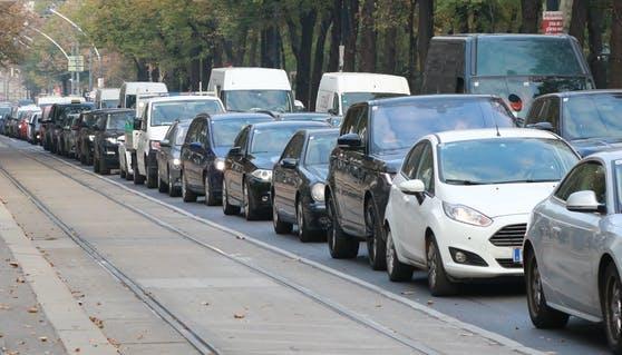 Die Wiener City wird autofrei.