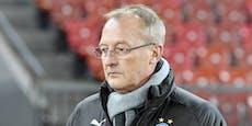 """Ex-Rapid-Boss Bickel kontert """"Amateur""""-Vorwürfe"""