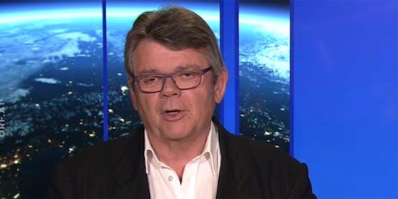 ÖGB-Chef Wolfgang Katzian kritisierte Teile der Corona-Hilfszahlungen der Regierung.