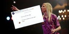 Darts-Ass Sherrock zeigt Hass-Nachricht im Netz