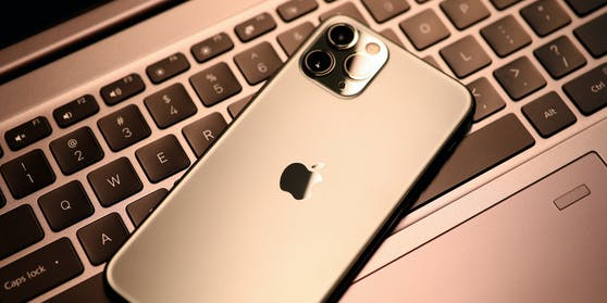 Symbolfoto eines iPhones