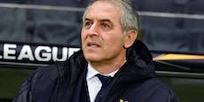 Ex-Teamchef Koller erhält Vertrag für zwei Monate