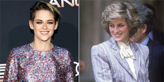 Kristen Stewart soll Prinzessin Diana verkörpern.