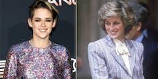 Kristen Stewart spielt Lady Di in neuem Film