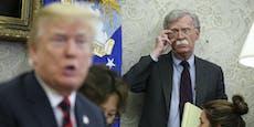 """Enthüllungsbuch über Trump: """"Der redet so viel Scheiße"""""""