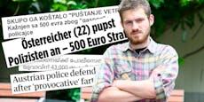 500-Euro-Furz aus Wien geht um die Welt