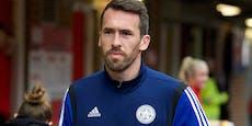 Fuchs verlängert Vertrag bei Leicester City