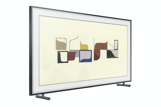 The Frame ist eine Fusion aus einem Kunstwerk und modernem TV-Gerät.