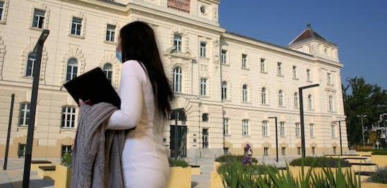 Die Angeklagte musste in St. Pölten vor Gericht