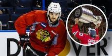 Missbraucht! Ehemaliger NHL-Star klagt den Verband