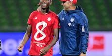 Nach Titel-Party: Bayern am Samstag ohne Alaba