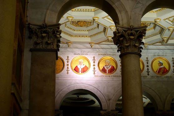 Papst Franziskus machte den 112. Rahmen voll. Die Kirche brachte einfach weitere an.