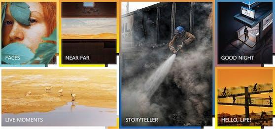 Fotografie-Enthusiasten mit einem Huawei-Smartphone können am internationalen Smartphone-Fotowettbewerb teilnehmen.