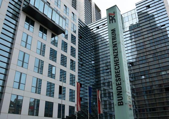 Das Bundesrechenzentrum Österreichs.