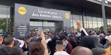 PS4 um 95 Euro bei Lidl: Tumulte und Tränengas