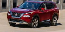 Ausblick auf den neuen Nissan X-Trail