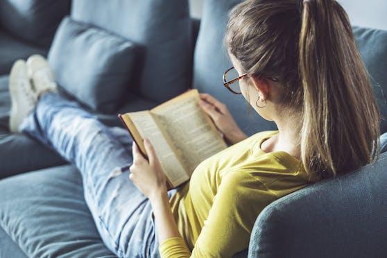 Lesen bietet viele Vorteile.
