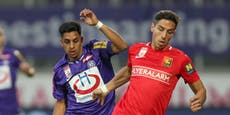 LIVE! Siegt die Austria zum Liga-Neustart?