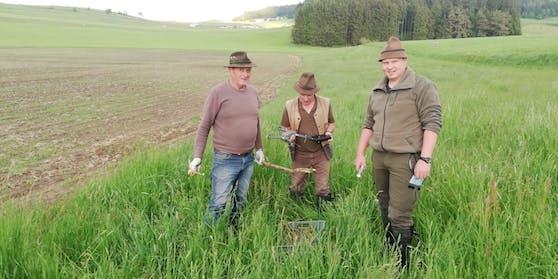 Die Jägerschaft Nebelberg macht es vor - die Drohne kann Rehen das Leben retten.