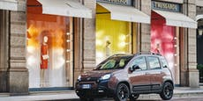 Fiat im Test: Wenn Trussardi einen Panda designt
