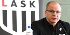 LASK kündigt Stadion-Verzögerung an, übt Kritik