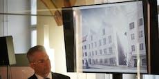 Hitlerhaus soll zu Polizeistation werden