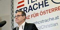 Anzeige! Darf Strache nicht bei Wien-Wahl antreten?
