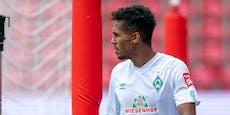 1:3! Werder Bremen steht unmittelbar vor dem Abstieg