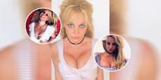 Was ist los, Britney? Sie zeigt nur noch ihre Brüste