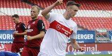 Kalajdzic-Gala, HSV-Pleite: Stuttgart vor dem Aufstieg