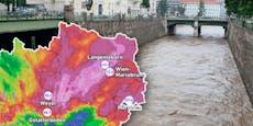 Meteorologe erklärt, wie es nach Regenchaos weitergeht